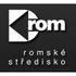 logo DROM  romské středisko