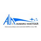logo - Subaru Hostivař-ALM