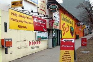 AKompas s.r.o. Brno rychlá nebankovní půjčka úvěr bez zástavy