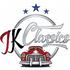 logo Muzeum amerických historických automobilů JK CLASSICS