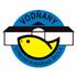 logo Střední rybářská škola a Vyšší odborná škola vodního hospodářství a ekologie Vodňany