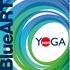 logo YOGA BLUE ART