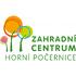 logo Zahradní centrum Horní Počernice