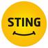 logo Realitní kancelář STING