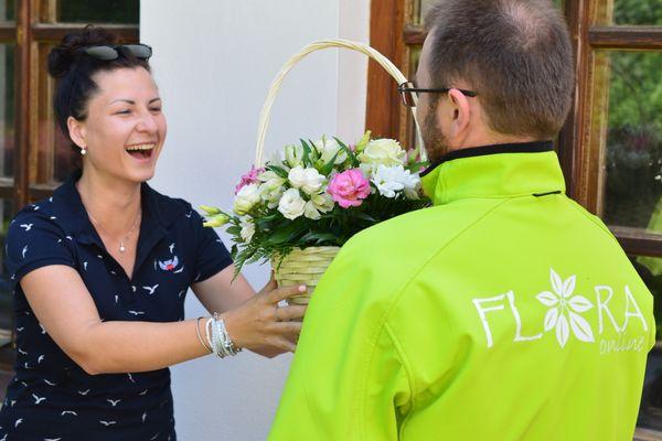 Flora květiny - rozvoz květin Praha