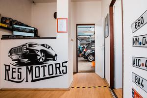 Autoservis RES Motors