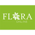 logo Flora květiny - rozvoz květin Praha