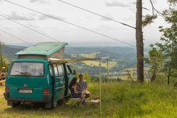 Campervan foto 1
