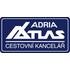 logo ATLAS Adria - cestovní kancelář