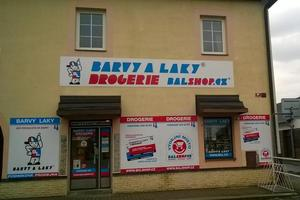 BARVY A LAKY DROGERIE
