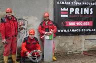 Fotografie IZOLACE A SANACE ZDIVA - PRINS