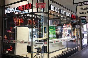 Divadlo Metro - Black Light Theatre Prague