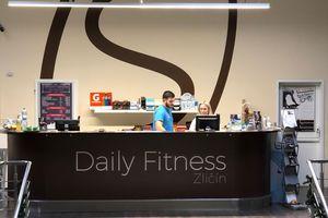 Daily Fitness Olgy Šípkové - Zličín