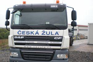 ČESKÁ ŽULA, spol. s r.o.