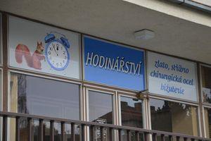 Opravy hodin a hodinek Třebíč • Firmy.cz 4737eee632b