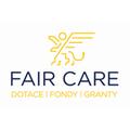 logo Fair Care s.r.o. - Dotace   Fondy   Granty