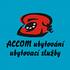 logo ACCOM ubytování
