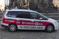 Fotografie Student taxi Olomouc