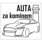 logo - Auta za komínem