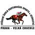 logo Střední škola dostihového sportu a jezdectví