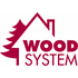 logo Wood System - dřevostavby