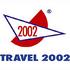 logo TRAVEL 2002, cestovní kancelář