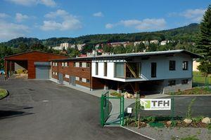 TFH dřevěné skeletové domy, s.r.o.