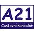 logo Cestovní kancelář A21