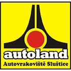 logo - Autoland - Autovrakoviště Sluštice
