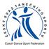 logo Český svaz tanečního sportu