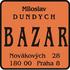 logo Bazar - Miloslav Dundych
