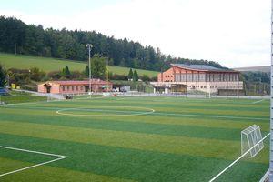 Sportovní centrum Radostova Luhačovice