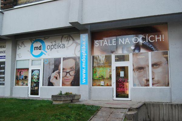 ad80f2c8f MD Optika - Martin Drahovzal (Kralupy nad Vltavou, Lobeček) • Firmy.cz