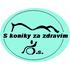 logo S KONÍKY ZA ZDRAVÍM, o. s.