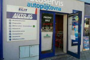 AUTO AS servis