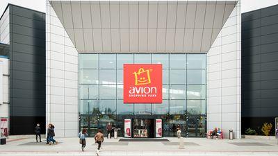 6442d386f6 Avion Shopping Park Ostrava (Obchodní dům