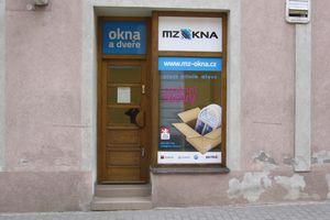 MZ - okna