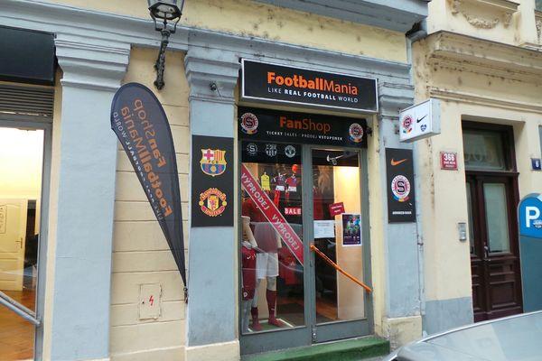 Ac Sparta Praha Shop