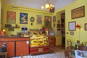 Cukrárna, Kavárna Šlágr
