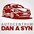logo - AUTOCENTRUM DAN a SYN, s. r. o.