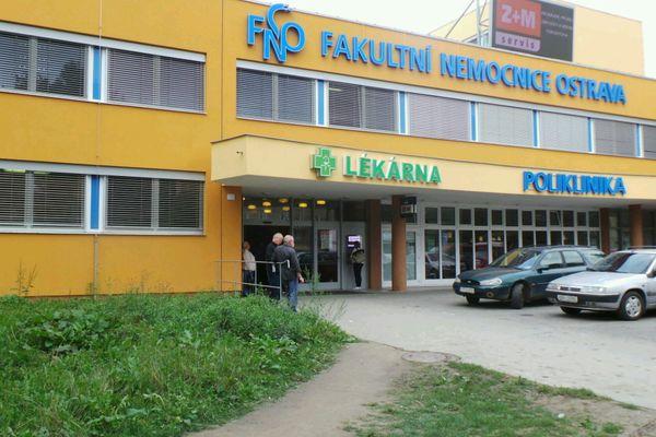 1 - Fakultní nemocnice Ostrava Ortopedická ambulance č. 1 - Fakultní  nemocnice Ostrava b222601fbd