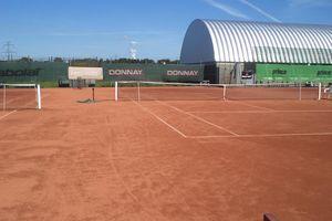 Tenisové kurty Březno u Loun, Alena Sunkovská