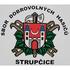 logo Sbor dobrovolných hasičů ve Strupčicích