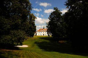 Zámek Berštejn Golf & Sport Resort