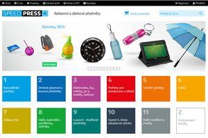 SPEED PRESS Plus a.s. - reklamní a dárkové předměty