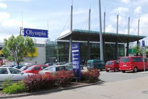 e083c0ffd32 Obchodní centrum Olympia Mladá Boleslav