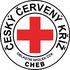 logo Oblastní spolek Českého červeného kříže Cheb