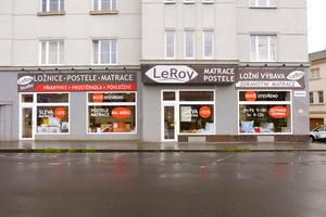 LeRoy - Matrace Postele