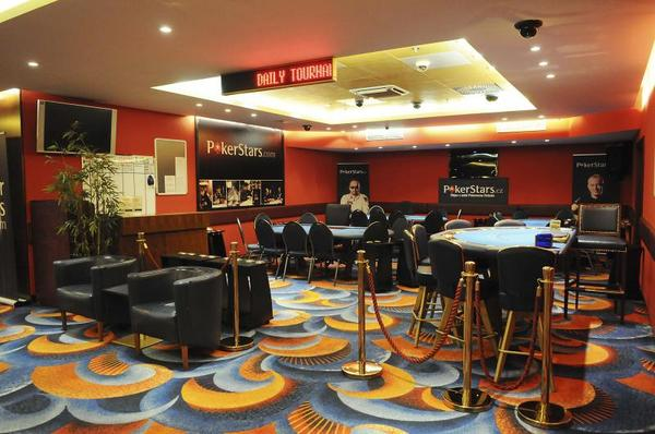 Casino Atrium poker room Prague