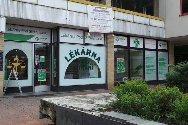 Lékárna Pod Strání, s.r.o.